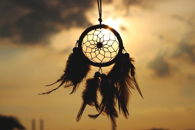 Ловецът на сънища често присъства в интериора на един бохо дом