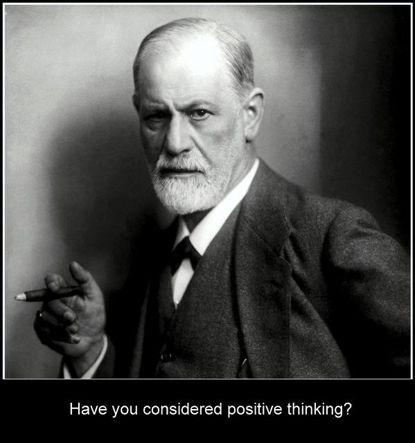 Фройд е чичо на Бернайс и негов ментор