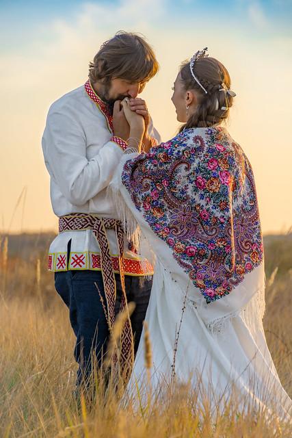 Славянска сватба