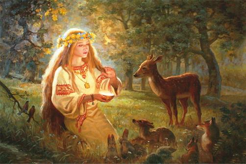 Славянски приказки