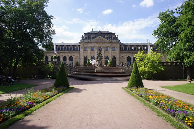 Бароков замък