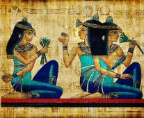 Рисунка от Древния Египет