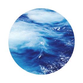 Символика на синьото