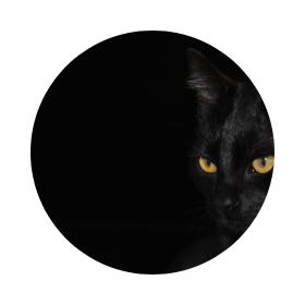 Символика на черното