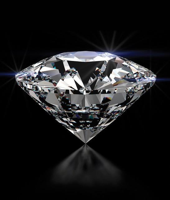 Шлифован диамант