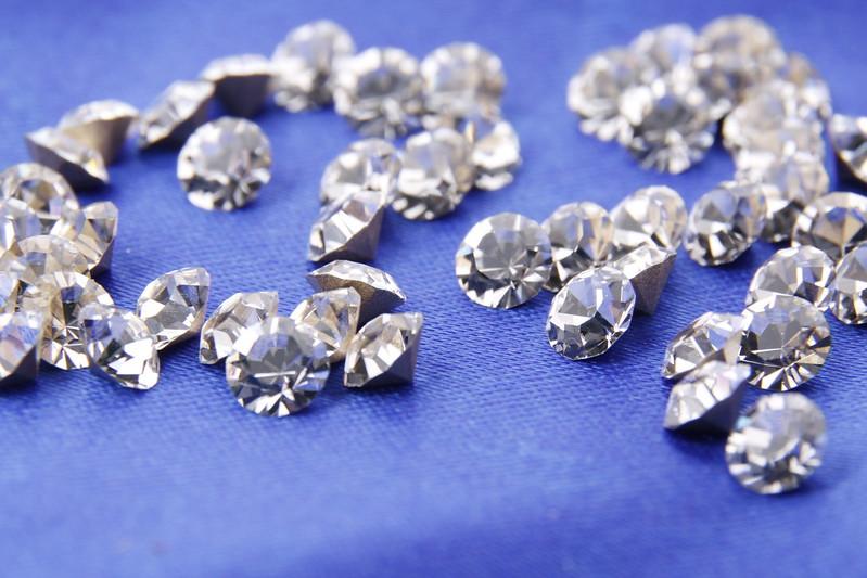 Обработени диаманти