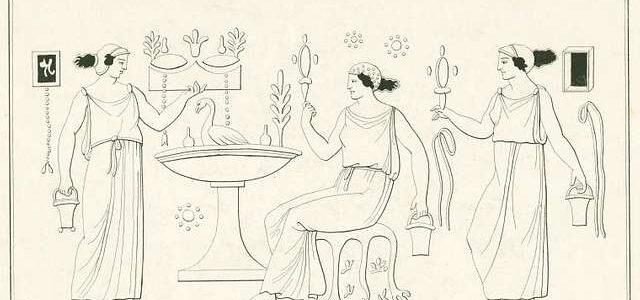 Древен Рим мода