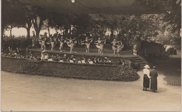 Балетът на Дягилев гастролира по света