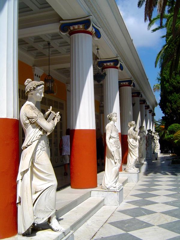 Древногръцки храм