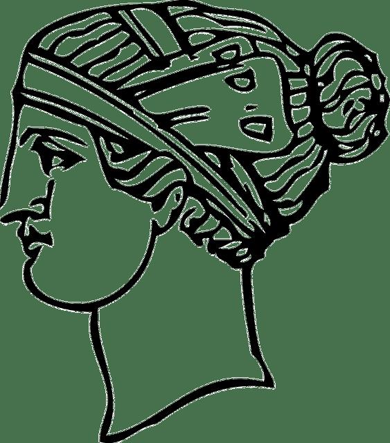 Древна Гърция - прическа