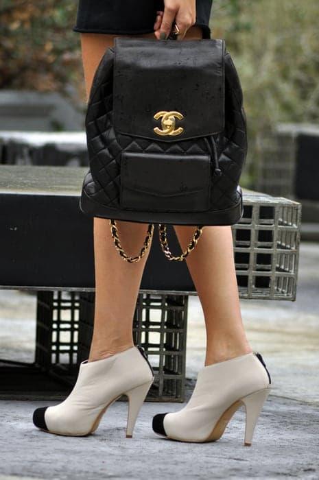 Обувки Шанел