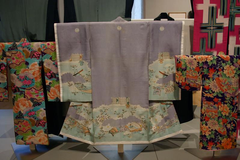 Автентично разпънато кимоно